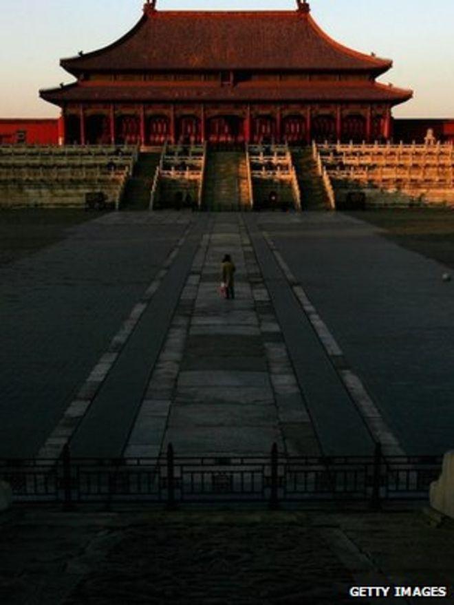 Зал Высшей Гармонии в Запретном Городе Пекина (фото из архива)