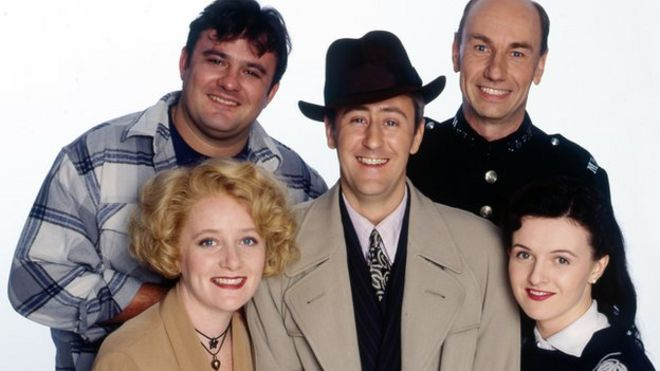 Goodnight Sweetheart Musical Future For Time Travel Show Bbc News