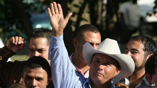 Фотография из файла Хосе Тревино Моралеса от 5 сентября 2010 года на ипподроме Руидозо Даунс в Нью-Мексико