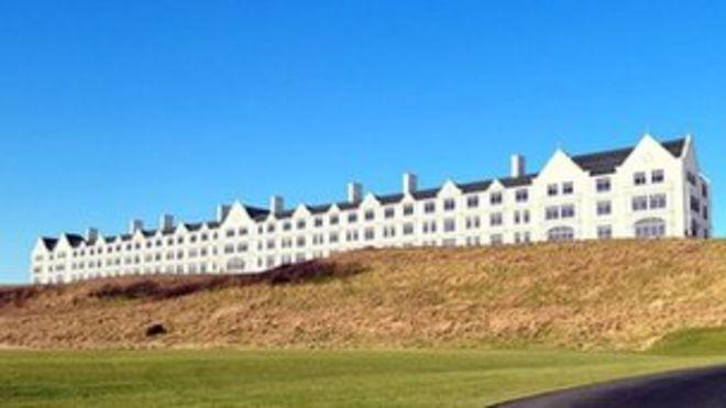 Изображение планируемого отеля