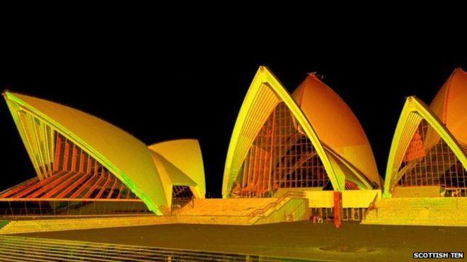 Sydney opera house project risks