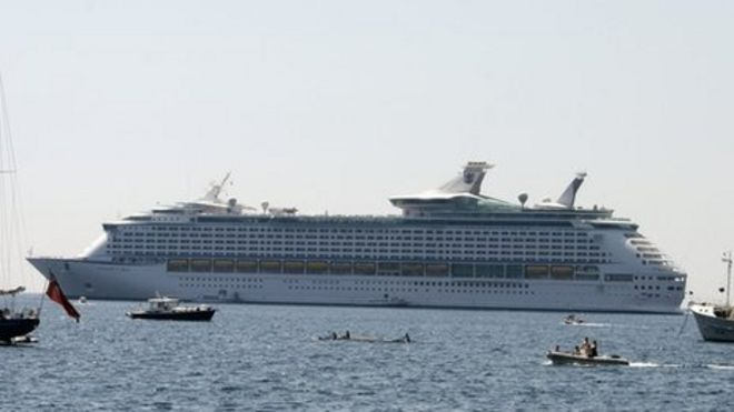 Surrey-based Royal Caribbean Cruises staff set to lose jobs - BBC News