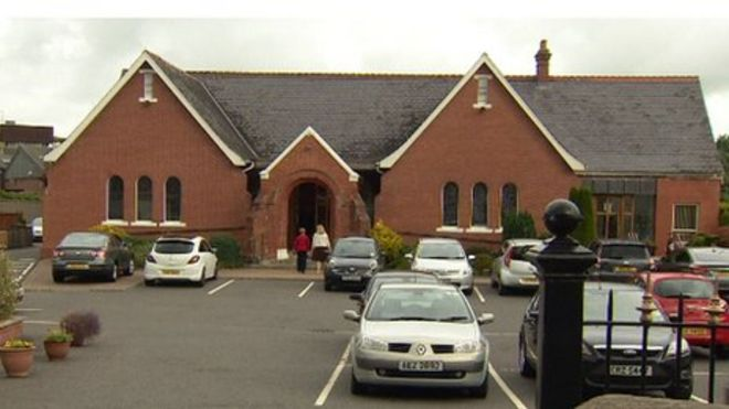 Ballynahinch Congregational Church Policing Protests Cost Nearly 12000