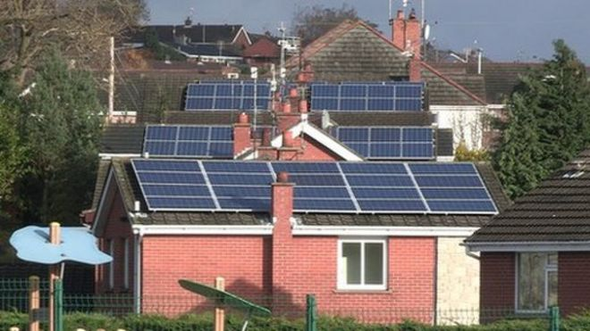 free solar panels a good idea for northern ireland homeowners bbc