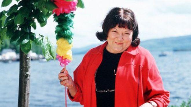 Mary Riggans