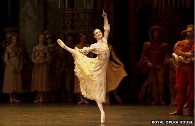 Ballerina Lauren Cuthbertsons Top 10 Ballet Tips Bbc News