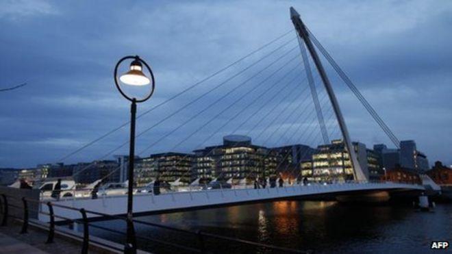 Финансовый район Дублина