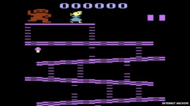 Internet Archive puts classic 70s and 80s games online - BBC