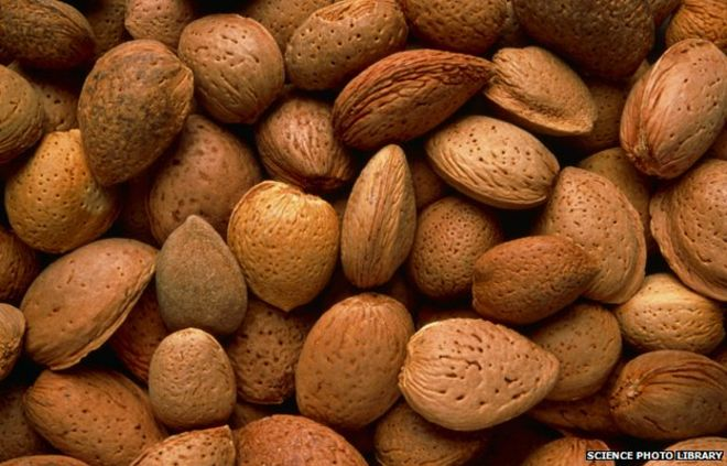 Why are almonds so expensive? - BBC News