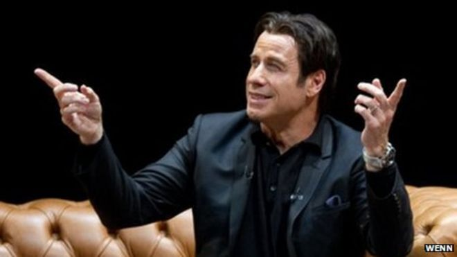 Travolta: Son's death 'worst thing to ever happen' - BBC News