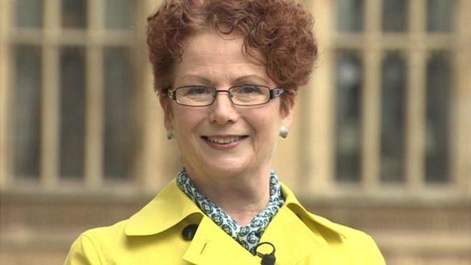 Hazel Blears, MP for Salford a...