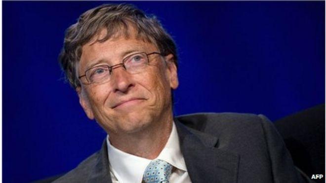 Bill Gates regains top spot as world's richest person - BBC News