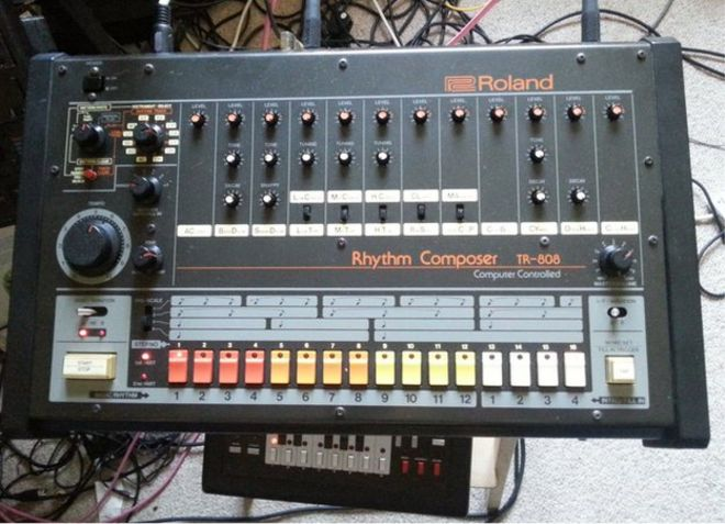 Today: 808 State's Graham Massey on the Roland TR-808