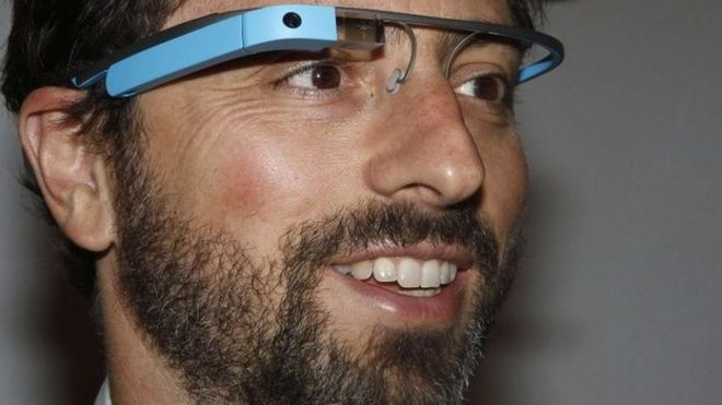 3766d4c0a0 Google and Ray-Ban deal to offer  more stylish  Glass - BBC News