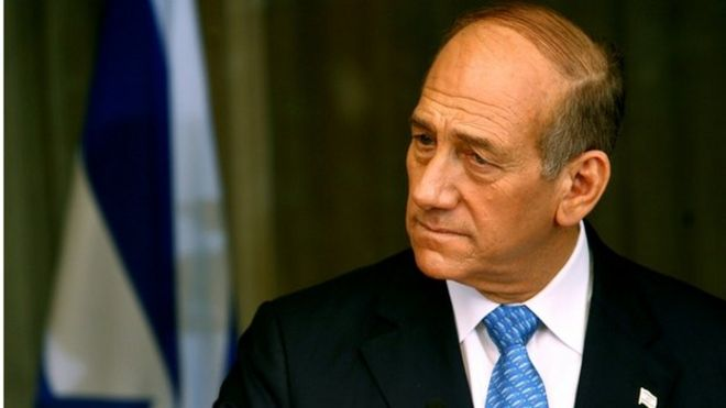 Image result for ehud olmert