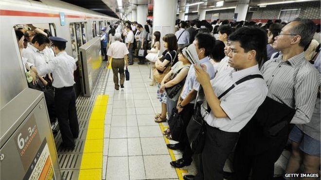 Hình ảnh Tránh quá tải trên tàu điện ngầm, gần 800 công ty ở Nhật Bản cho phép nhân viên làm việc tại nhà số 2