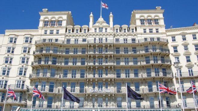 Brighton S Grand Hotel Sold To Private Investor Bbc News
