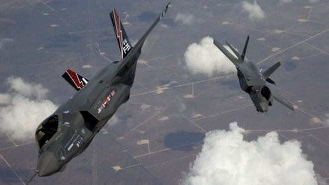 F-35 fighter centres to create 300 jobs at RAF Marham in