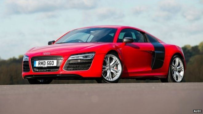 Audi Lied About Safety Testing Of Vehicles BBC News - Audi news
