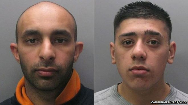 Sex traffickers jailed in uk 2008