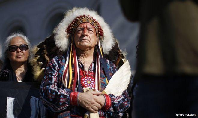 BBCtrending: Native Americans reject 'super drunk' label