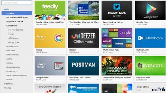 Google tackles 'malicious' Chrome extensions - BBC News