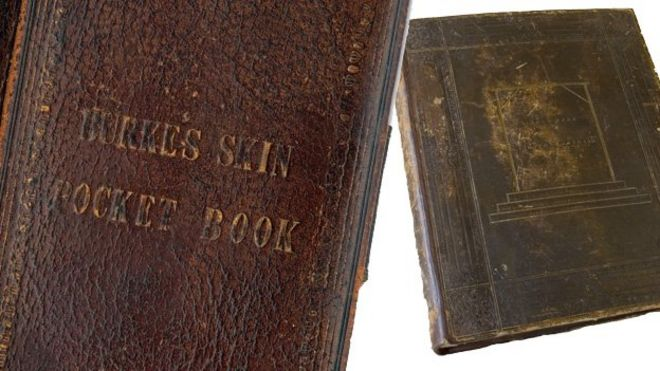 the macabre world of books bound in human skin bbc news