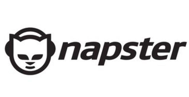 Логотип Napster