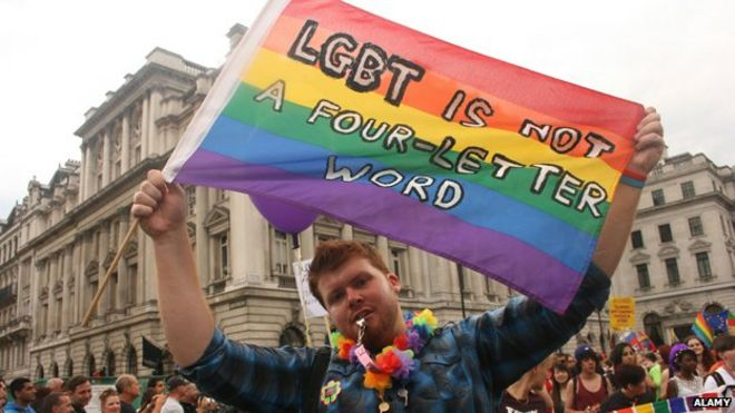 Gay and lesbian news