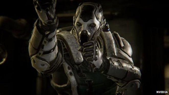 Nvidia readies new Android/PC games machine - BBC News