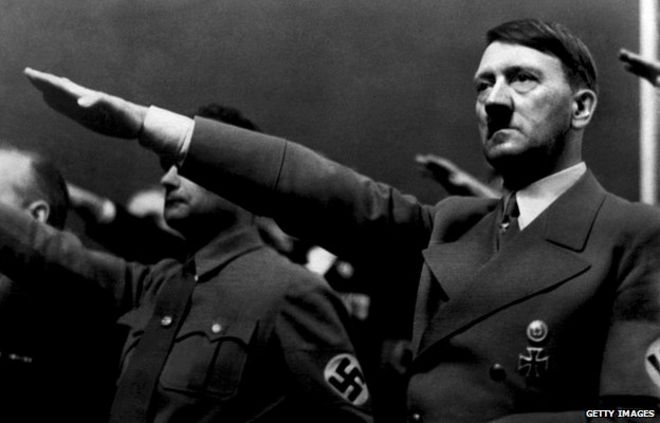 BBCtrending: The rise of Hitler hashtags - BBC News