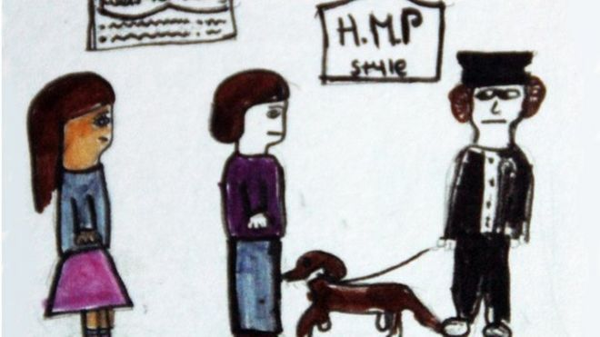 When Parents Are In Prison Children >> Helping Children Cope With A Parent In Prison Bbc News