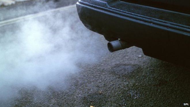 Diesel Cars Face 10 Charge For Driving Into Central London Bbc News