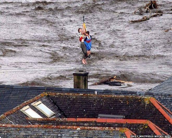 boscastle flood case study bbc
