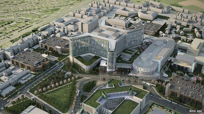 Университетский городок Южно-Глазго