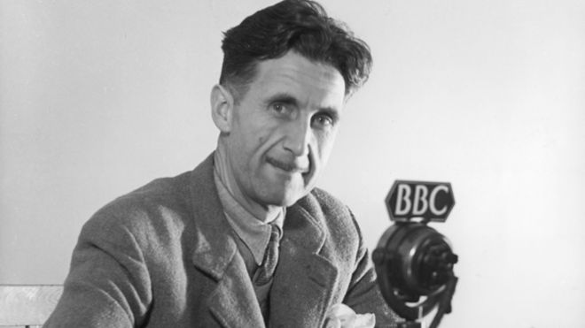 a point of view why orwell was a literary mediocrity bbc news
