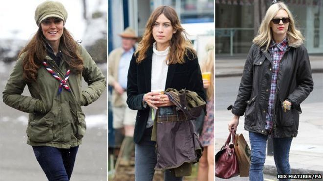Are barbour jackets still in fashion