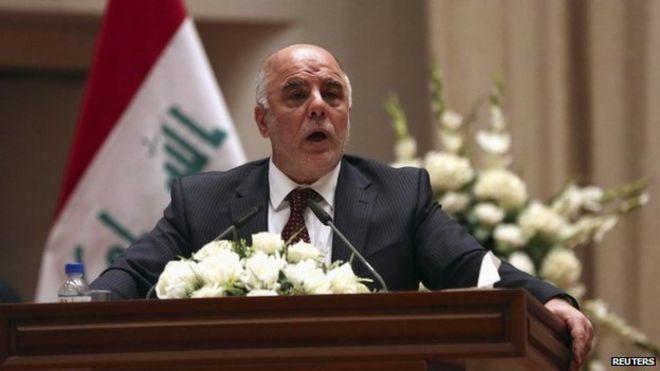 Mosul di isytihar bebas dari cengkaman Militan Daesh
