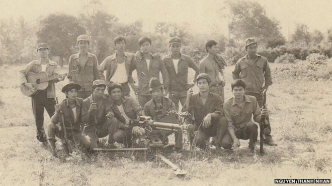 Vietnam's forgotten Cambodian war - BBC News