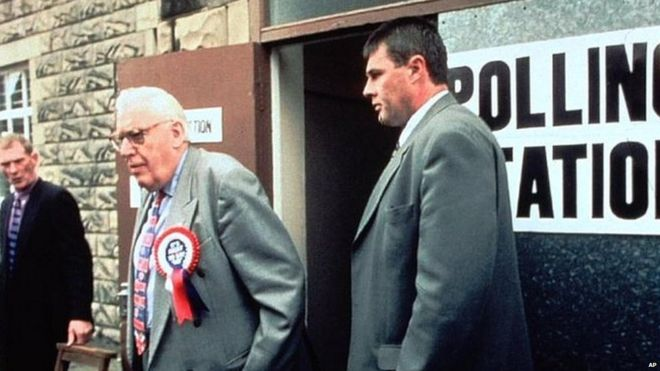 In Pictures Ian Paisley Bbc News