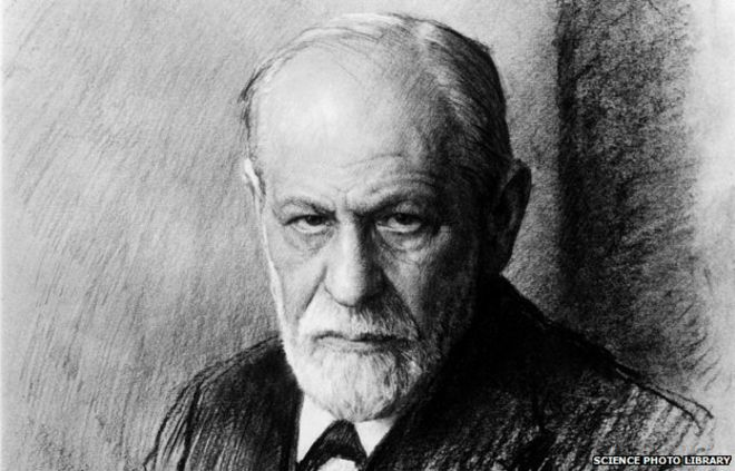 Sigmund Freud: The phrases you use without realising it - BBC News