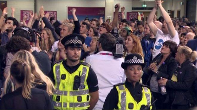 Да, участники кампании в Глазго