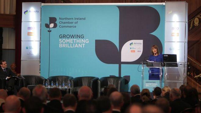 Мероприятие Торгово-промышленной палаты Северной Ирландии