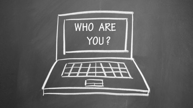 cracking the problem of online identification bbc news