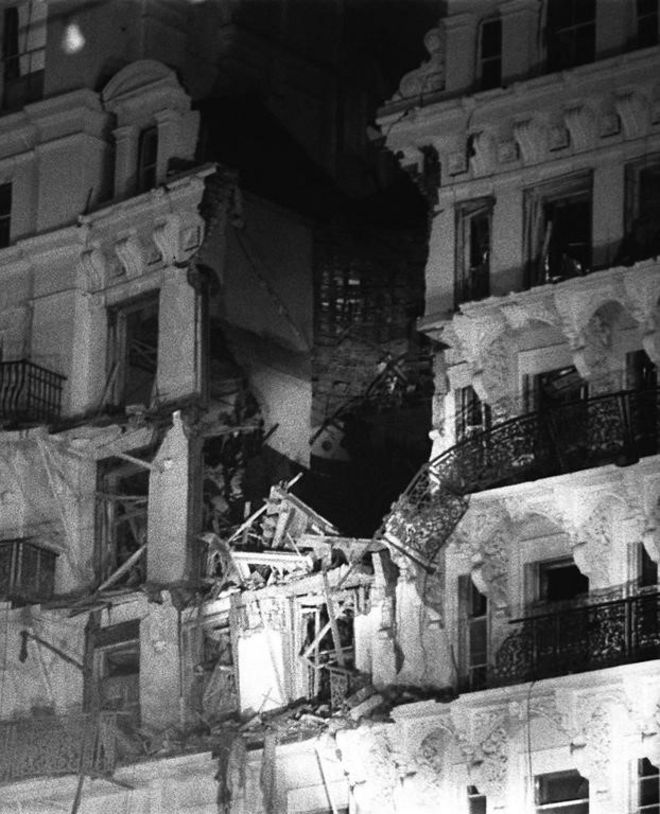 Brighton Ira Bombing 30th Anniversary Marked With Minute S Silence