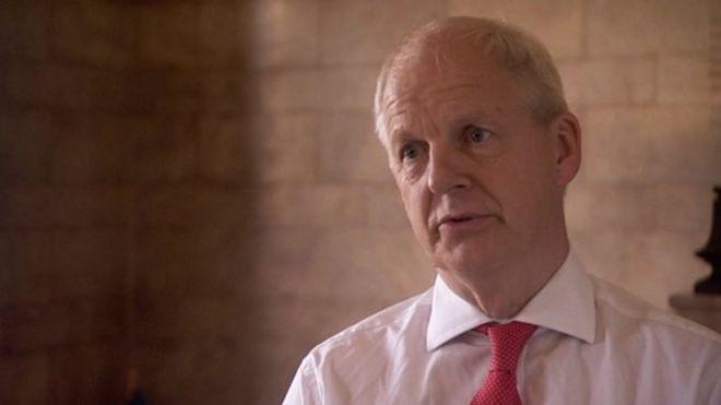Льюис Херберт, лидер городского совета Кембриджа
