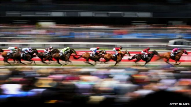 Melbourne Cup: Stats dismiss fear of foreign invasion - BBC News