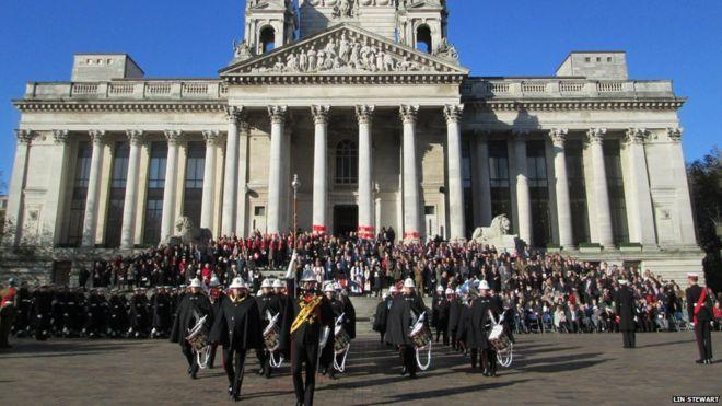 Remembrance Sunday Portsmouth