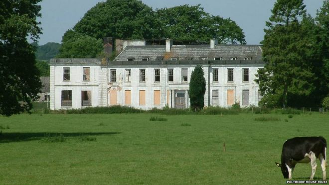 What Happened To Englands Abandoned Mansions BBC News - Displaying 19 images for abandoned estates for sale
