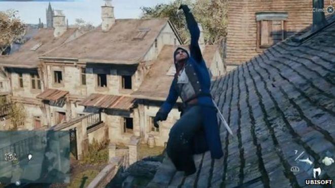 Ubisoft apologises for Assassin's Creed Unity bugs - BBC News